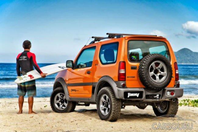 Suzuki решила поднять цены на свои машины в России