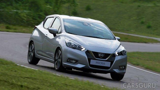 Nissan показал в Париже, как будет выглядеть новая Micra
