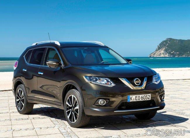 Самый популярный SUV в Москве — Nissan X-Trail