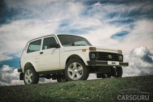 «АвтоВАЗ» модернизировал шасси Lada 4×4