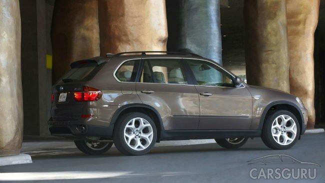 BMW отзывает в США и Канаде 154 472 машины