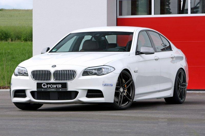 BMW M550d в исполнении G-Power