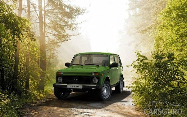 Продажи Lada в Германии подросли на 41%