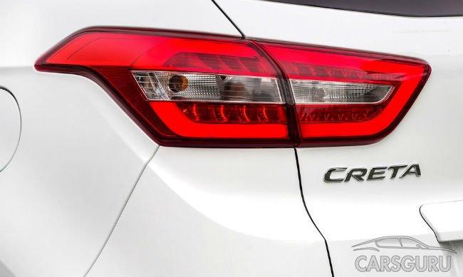 Самым популярным кроссовером России стал Hyundai Creta
