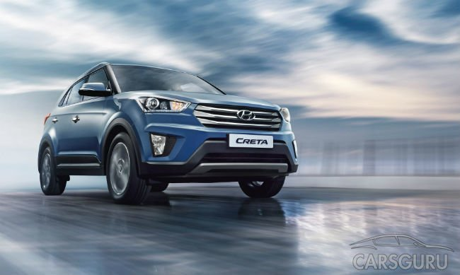 Hyundai Creta снова вздорожал