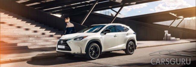 Lexus начинает прием заказов на новую версию Sport кроссовера NX
