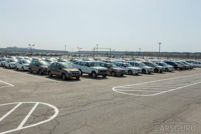Экспорт машин марки Lada нарастят в 1,5 раза
