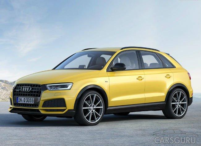 Новую Audi Q3 начнут продавать в России уже в ноябре
