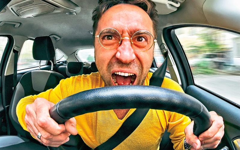 Привычки водителей— узнай себя