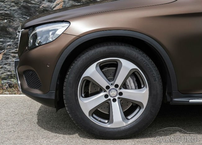 Первый пикап от Mercedes представят до конца месяца