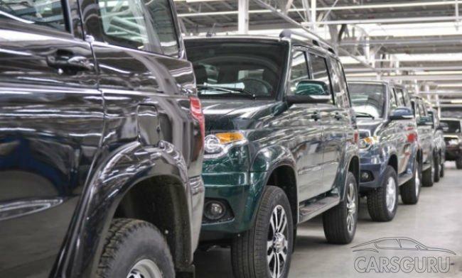 УАЗ будет экспортировать машины в Парагвай