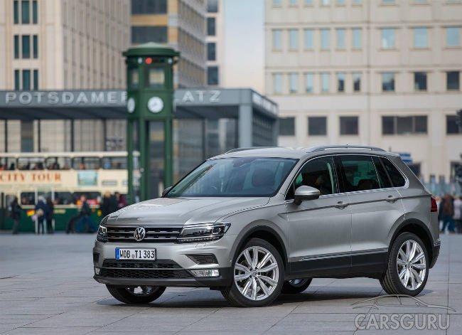 Продажи машин в Германии в сентябре выросли на 9,4%