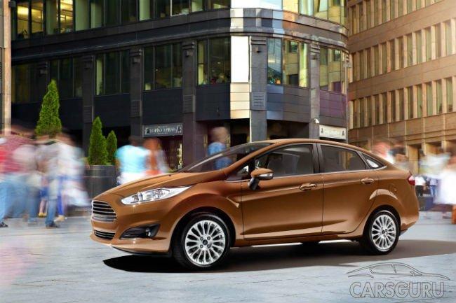 Ford Fiesta стал дороже, а выбор комплектаций сузился