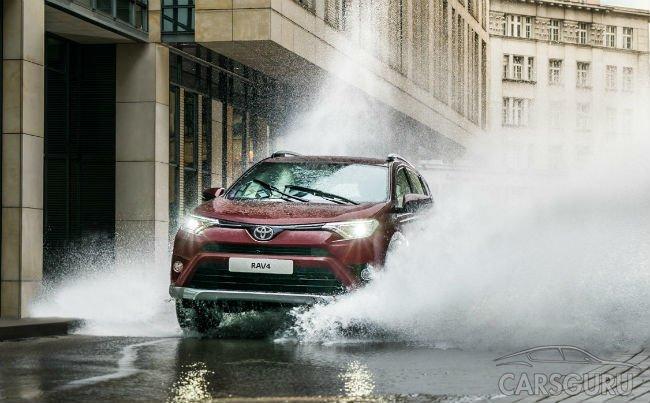 Toyota не будет расширять модельный ряд петербургского завода