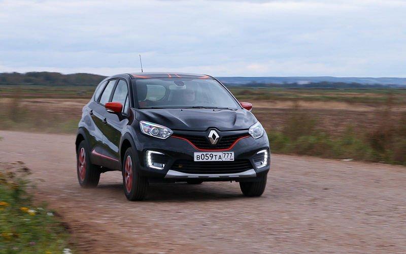 Renault Kaptur: вариация оптимального выбора