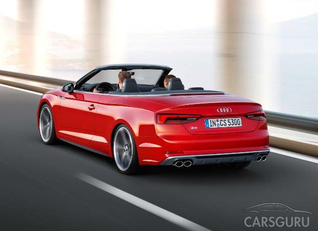 В России не будут продавать новые Audi A5 и S5