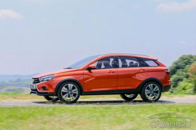 «АвтоВАЗ» готовится к началу производства универсала на базе Lada Vesta
