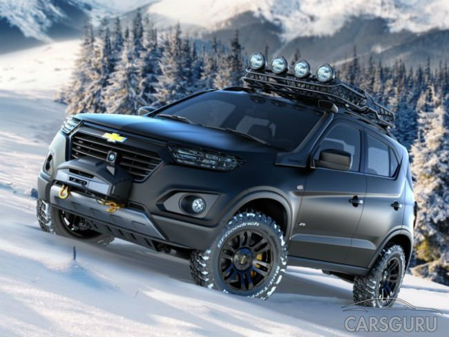 Для Chevrolet-Niva разработают новый двигатель