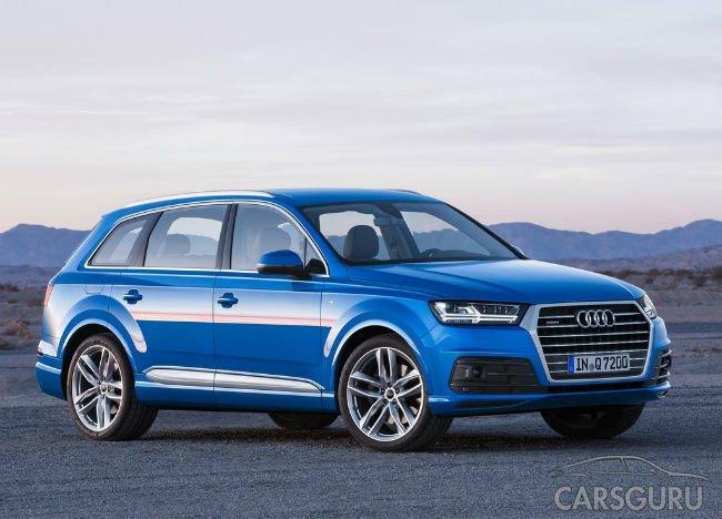 Продажи Audi в России за 9 месяцев года снизились на 7,6%