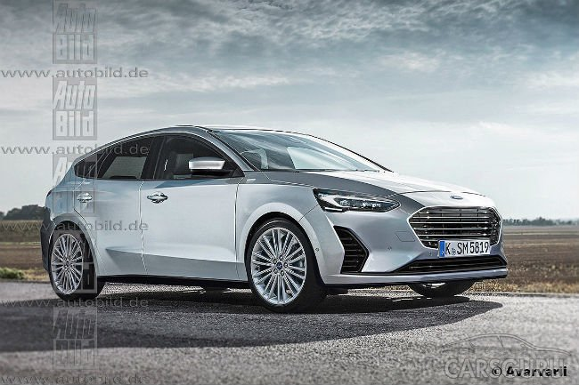 Новый Ford Focus появится в кузове купе