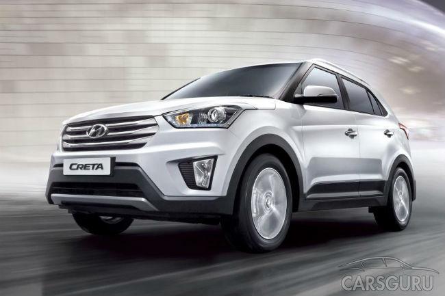 Продажи Hyundai в России в октябре выросли на 0,3%