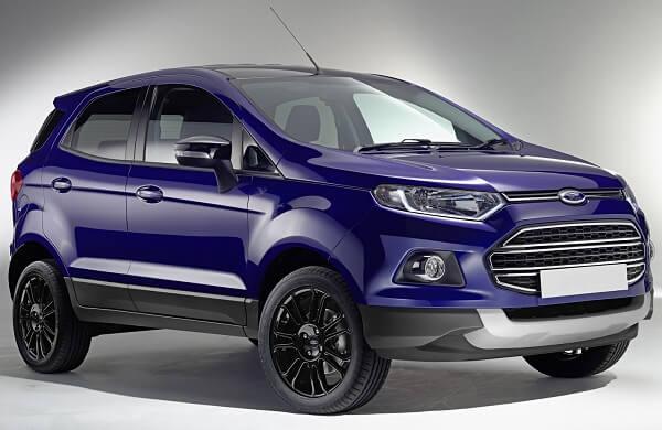 Ford EcoSport — экологичный и надёжный спутник