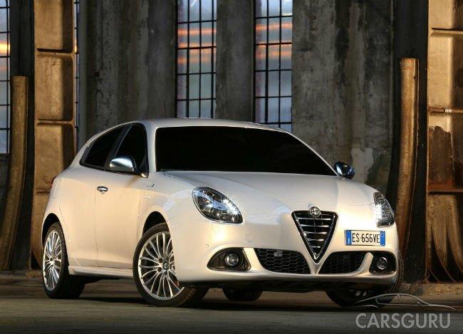 В России выросли продажи автомобилей Alfa Romeo