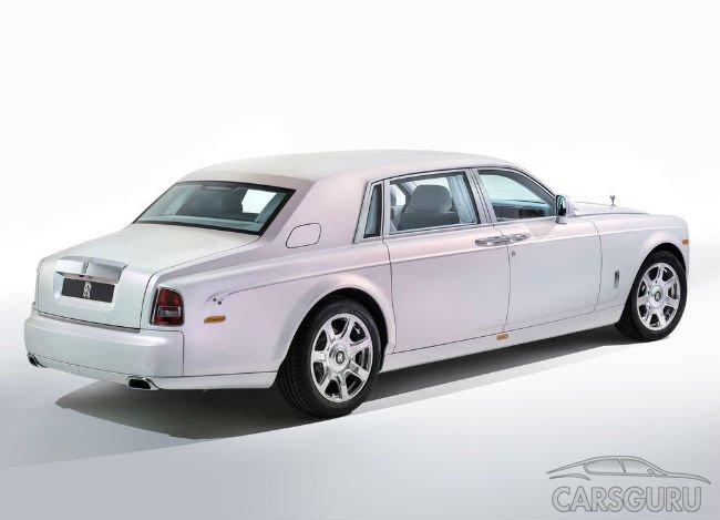 Топ-5 самых дорогих авто России возглавил Rolls Royce Phantom