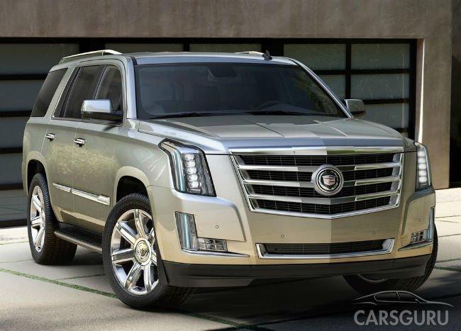 Продажи Cadillac в России выросли на 27,8%