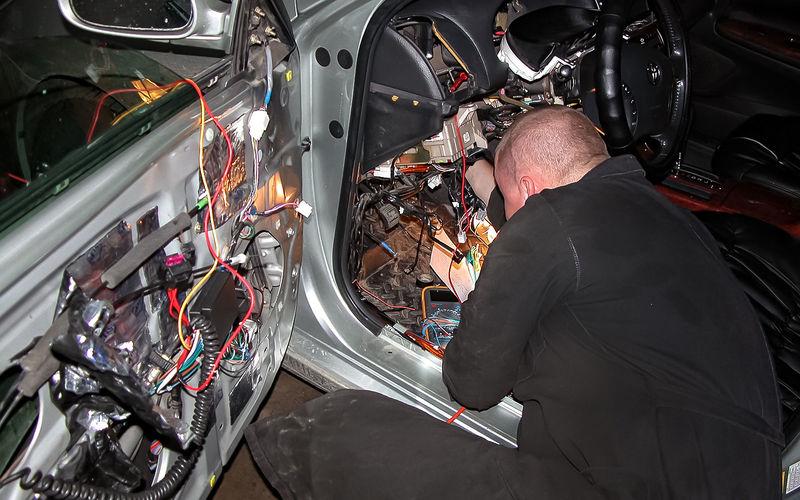 Ремонт электрики в автомобиле своими руками 60
