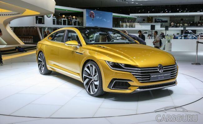 В России открыт предзаказ на Volkswagen Passat
