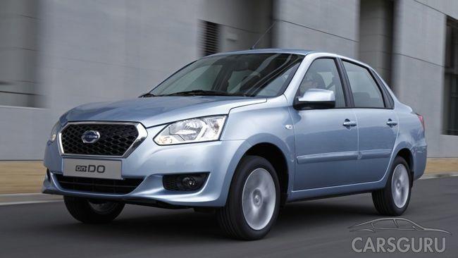Datsun on-DO появится в России в начале 2017 года