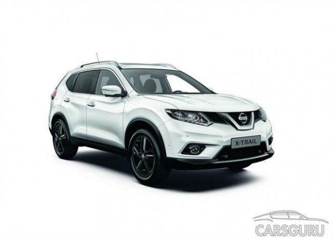 В России начали продавать Nissan X-Trail в особой серии Arctic 360
