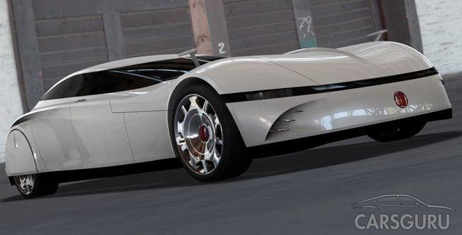 Автомобильный бренд Tatra вновь начнет выпускать легковые автомобили