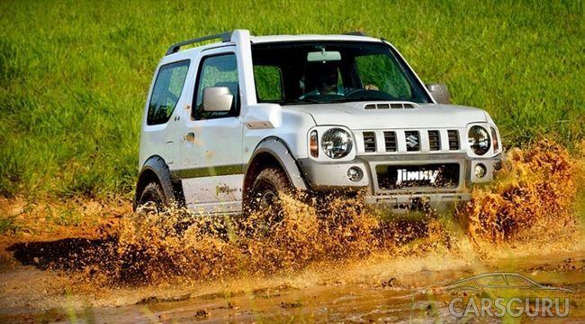 Объявлена дата выхода Suzuki Jimny