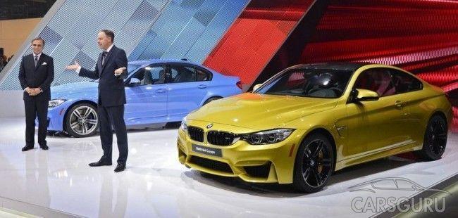 BMW планирует увеличить продажи на фоне падения рынка