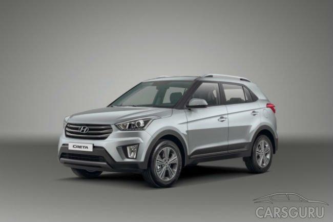 Продажи Hyundai в России в ноябре выросли на 4,5%