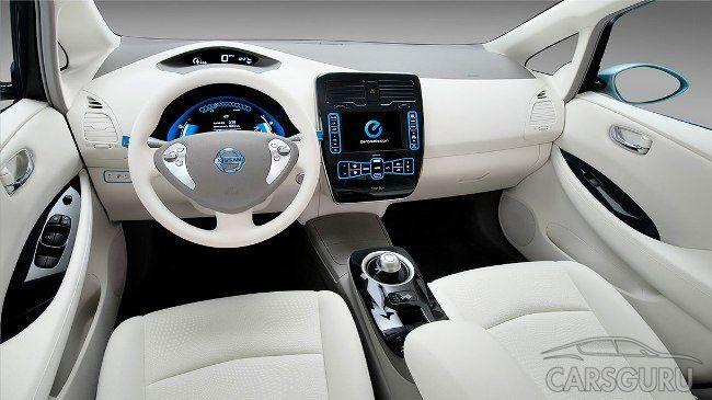 Электрокары Nissan могут подешеветь на 20%