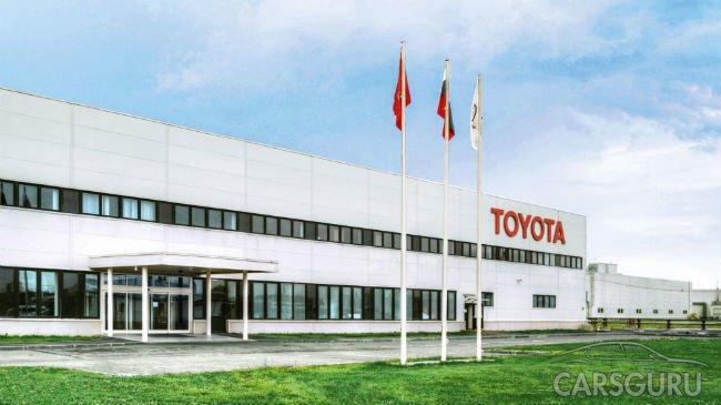 Российский завод «Тойота» начал работать в две смены