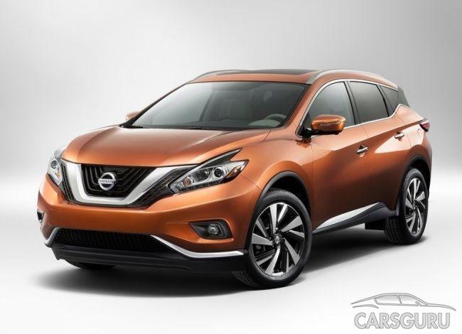 Покупка Nissan Murano на выгодных условиях в преддверье Нового года