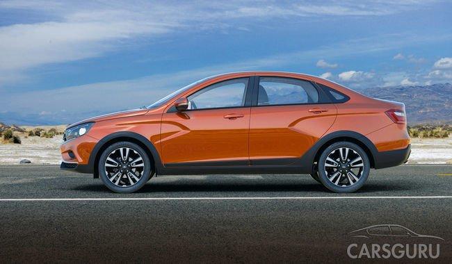 На автомобильном рынке РФ в 2017 году будет представлено 5 бюджетных автомобилей
