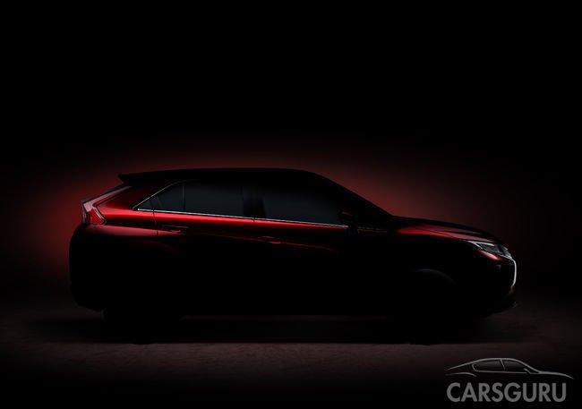 Mitsubishi уже скоро готовы представить новый компактный SUV