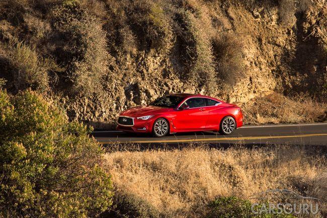 INFINITI оглашает стоимость премиального автомобиля Q60