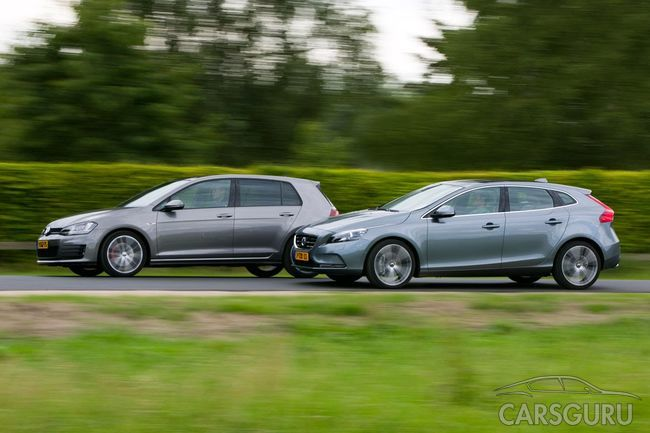 Volkswagen опередил Volvo по продажам