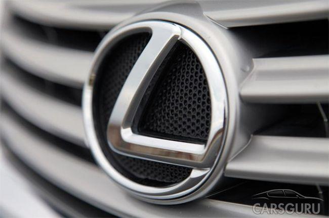 Lexus демонстрирует высокие продажи