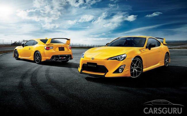 Toyota представила обновленную версию своего самого известного спорткара
