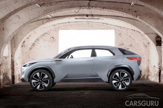 В Сеть просочились фото новинки от Hyundai