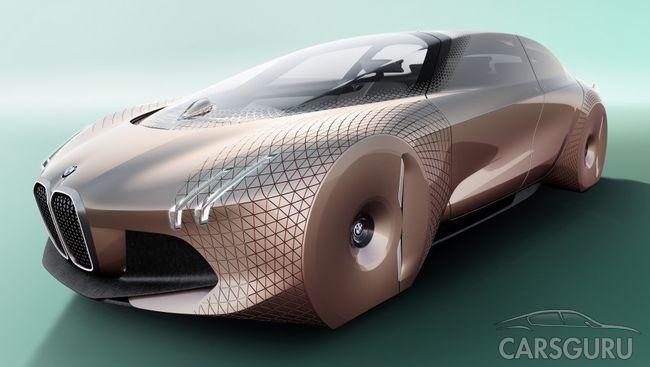 BMW начнёт тестировать беспилотные автомобили