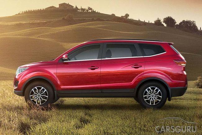 Lifan MyWay появится на российском автомобильном рынке весной