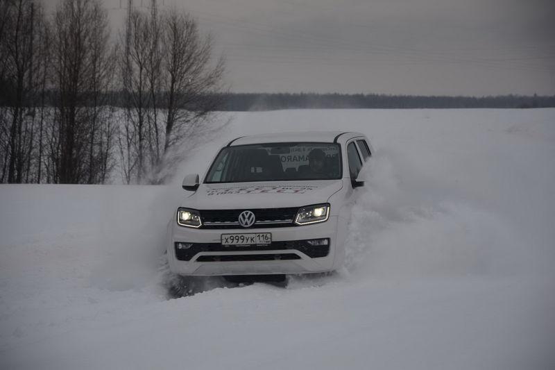 Volkswagen Amarok: гламур всапогах